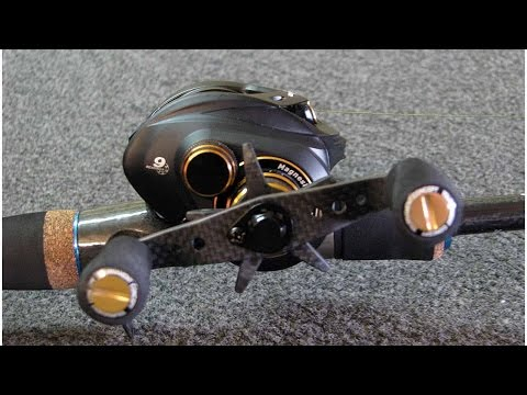 How To Cast A Baitcaster   How To Adjust A Baitcasting Reel   Fishing Reel