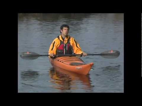 Kayaking Sweep Strokes: How to do sweep strokes