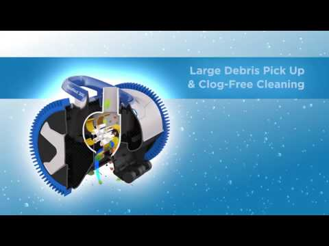 Learn About AquaNaut 200 & 400 | Hayward Pool Suction Cleaner