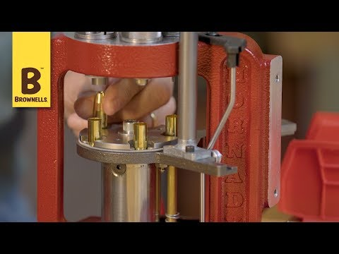 How To Operate the Hornady Lock-n-Load AP Reloading Press