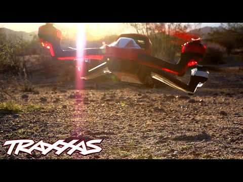 One of a Kind Performance | Traxxas Aton