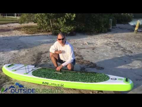 Ancheer Inflatable Paddleboard