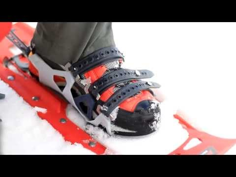 MSR Snowshoes: Traction
