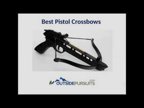 Best Pistol Crossbow [2018]