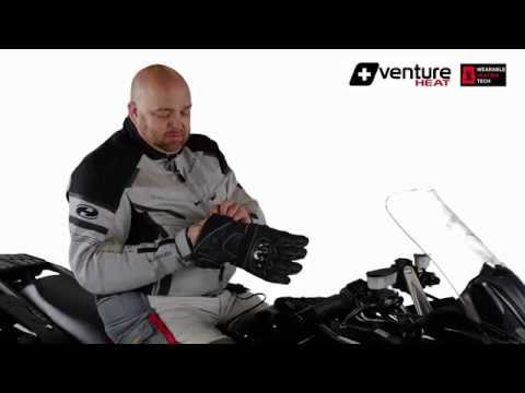 How to Operate your Venture Heat® Motorcycle Heated Clothing