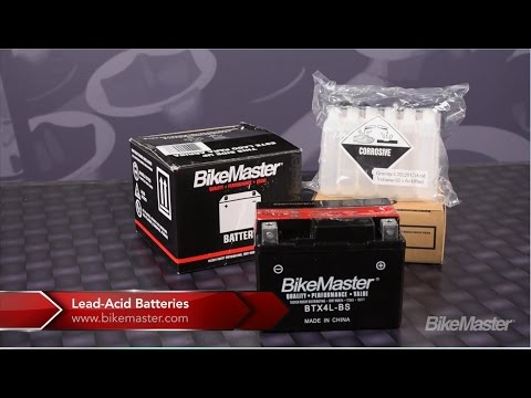 BikeMaster Battery Overview | #BuildYourDream