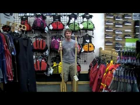 How to Properly Size a Canoe Paddle
