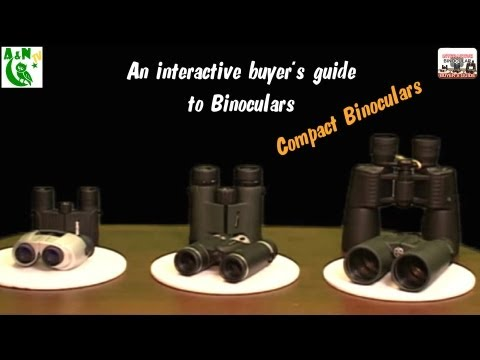 A buyer's guide to compact binoculars (Interactive)