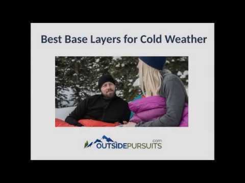 Best Base Layers for Cold Weather