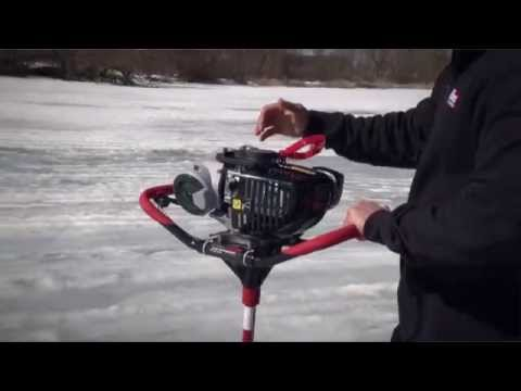 Eskimo HC40 Propane Ice Auger Commercial