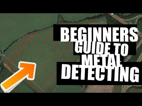 Beginners Guide To Metal Detecting (How to start Metal Detecting)