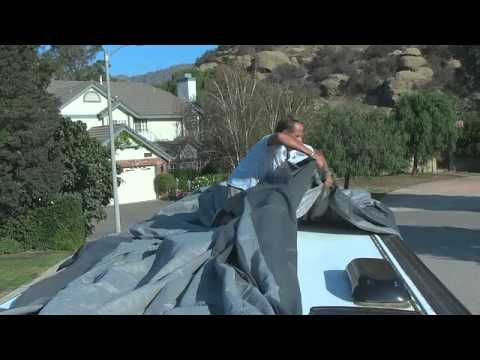 How to Install An RV Cover by ADCO Products