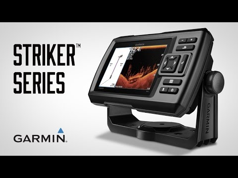STRIKER™ The fish finders with GPS