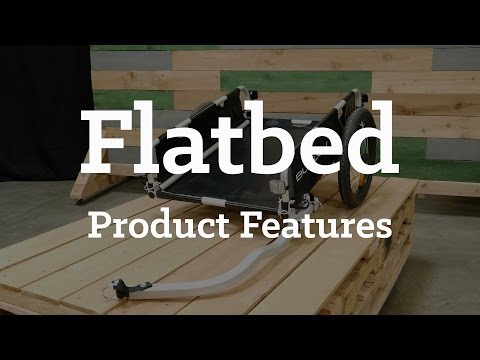 Burley Flatbed | Product Features
