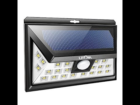 Best LED Outdoor Solar Lights