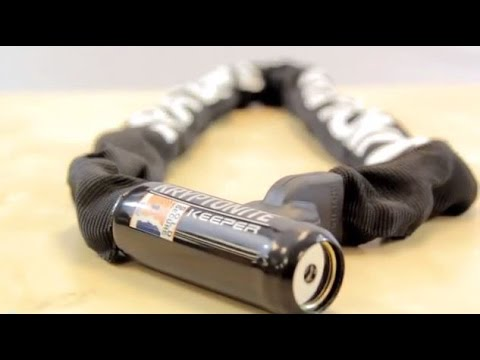 Kryptonite Keeper 785 Chain Bike Lock