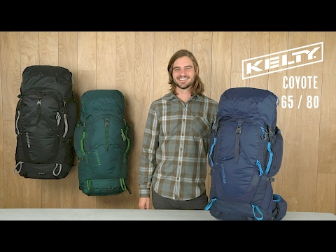 Kelty Coyote 65 and 80
