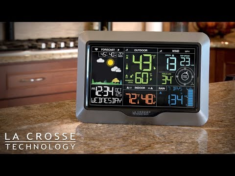 V40-PRO Professional Remote Monitoring Weather Station