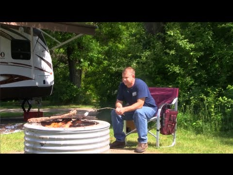 General RV Center | Campground Basics - Setting Up Your RV