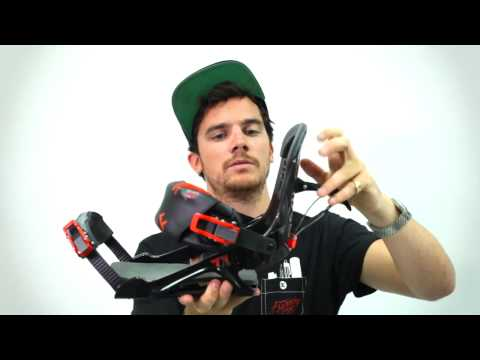 How to choose your snowboard bindings