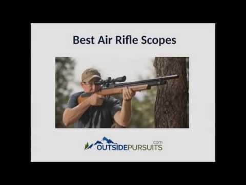 Best Air Rifle Scopes