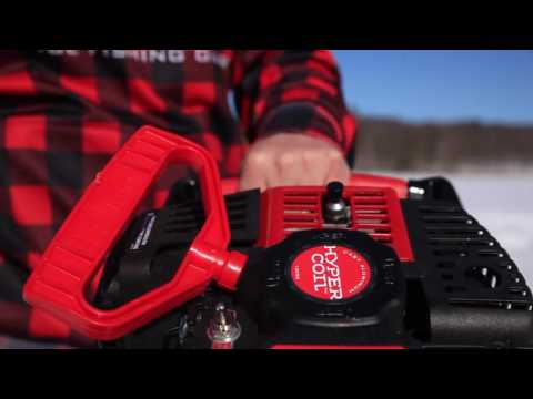 Eskimo Mako M43 Power Ice Auger Overview