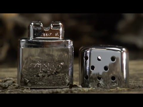 Zippo Hand Warmer : How To Video
