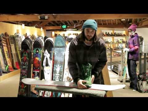 How to Choose the Right Snowboard Width