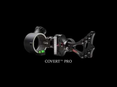 Apex Gear Covert™ Pro PWR•DOT™ Bow Sight