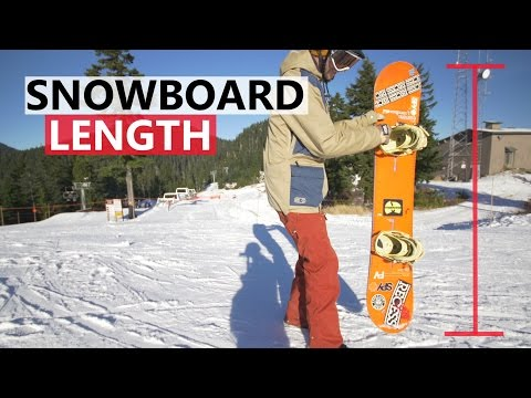 What Length Snowboard Should I Get? Answered