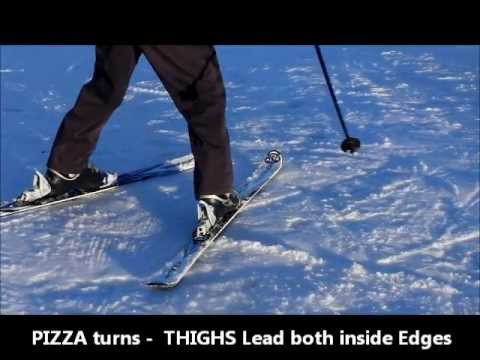 syt ski - from PIZZA to Parallel ski turns