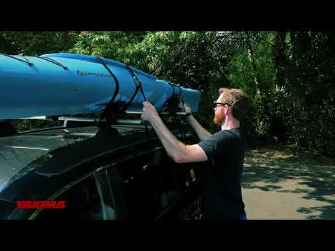 Yakima [] School Of Rack [] How To Tie Down A Boat