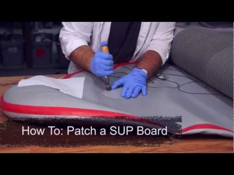 How To: Patch an Inflatable SUP Board