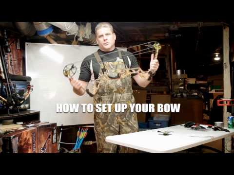 How To Assemble Your Leader Accessories Compound Bow (Official)