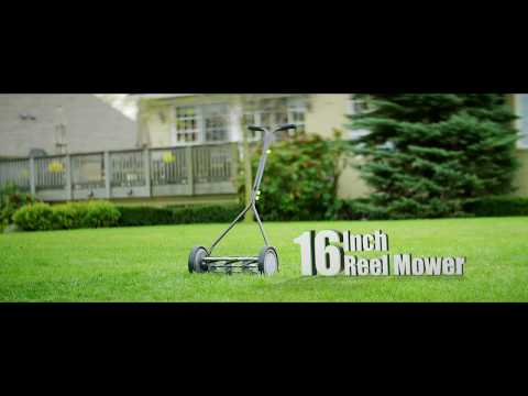 Earthwise 16 reel mower