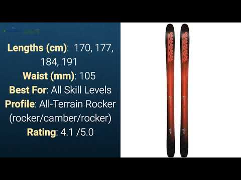The 7 Best All Mountain Skis