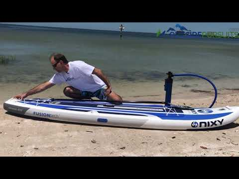 NIXY Stand Up Inflatable Paddle Board