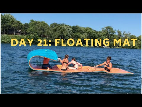 Day 21: Things To Do On A Floating Mat