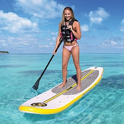 The 4 Best Inflatable Sup Paddle Boards 2016 Outside