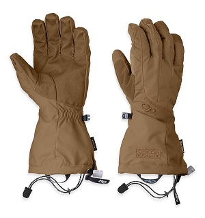 Outdoor Research Arete Gloves Review