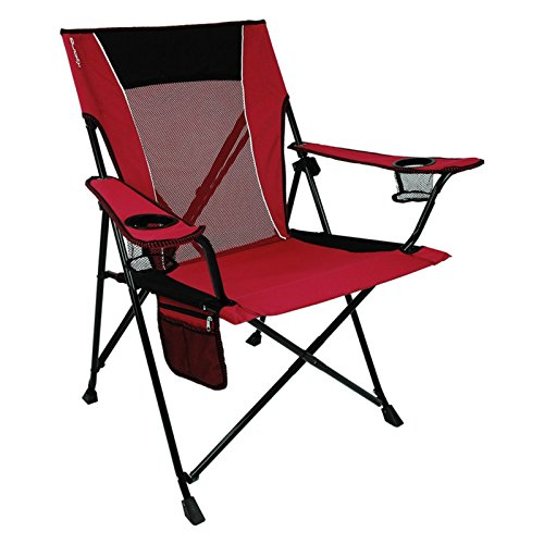 #1 Kijaro Dual Lock Folding Chair Review