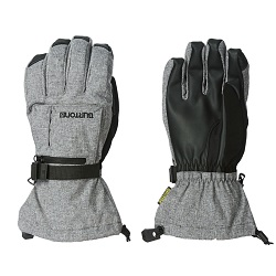 BURTON Men's Baker 2-in-1 Under Gloves