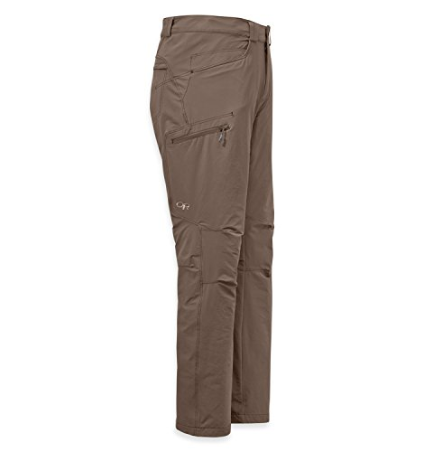 dee1d8e95b5 The Outdoor Research Voodoo hiking pants are by far the most stretchy hiking  pant we ve reviewed here – these pants are rocking a 12% elastane content  for ...