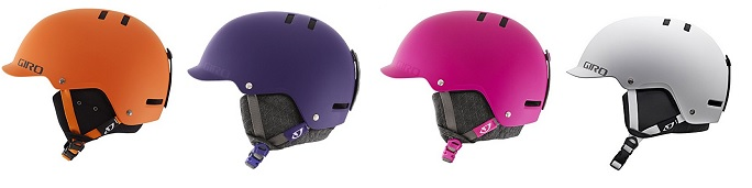 Giro Surface-S Snow Ski Helmet