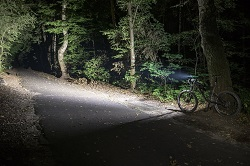 Te-RIch1200 Lumens Bike Light