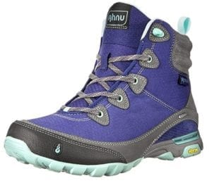 Ahnu Womens Sugarpine Hiking Boots