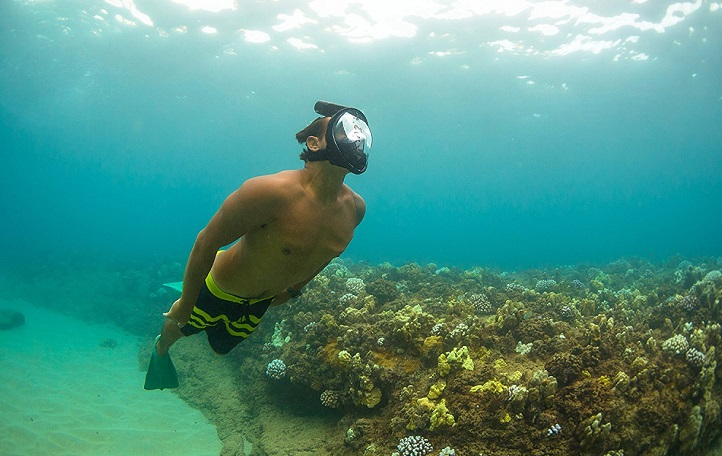The 5 Best Full Face Snorkel Masks Reviewed For 2019