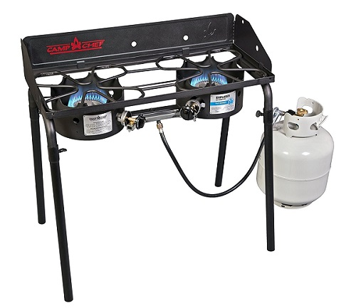 Camp Chef Explorer 2 Burner Camping Stove