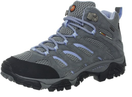 Merrell Womens Moab Mid Hiking Boot