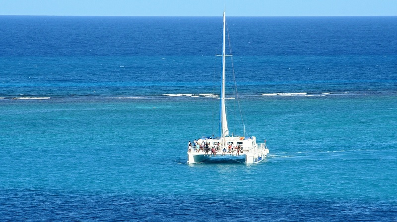 Oahu Snorkel & Sailing Adventure along Ko Olina Coast